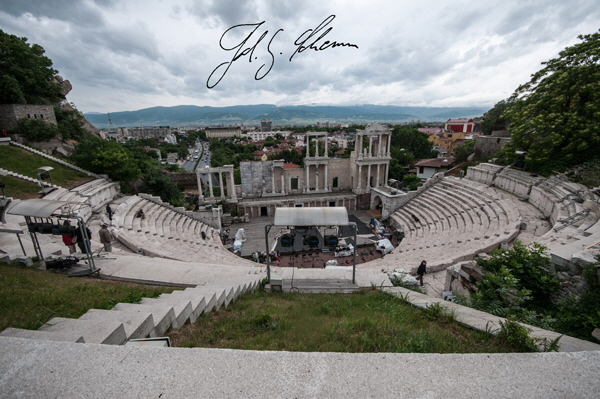 Römisches Theater in Plovdiv